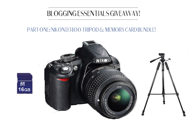 Blogging-Giveaway