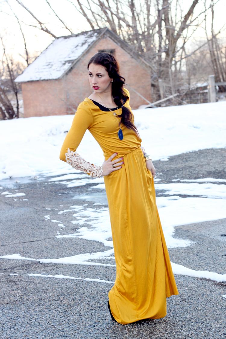 Mustard-Maxi-Dress-4