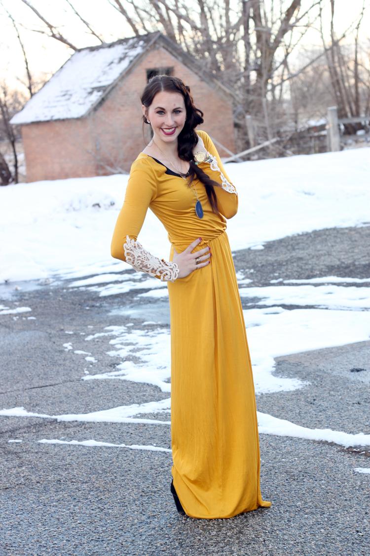 Mustard-Maxi-Dress-7