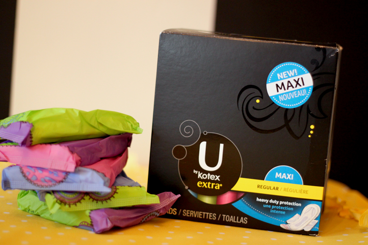 U by Kotex #UBYKOTEXSTARS
