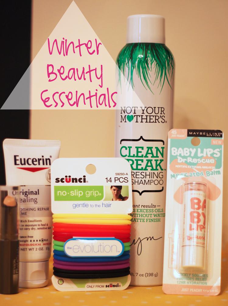 Winter Beauty Essentials #shop #cbias #walgreensbeauty