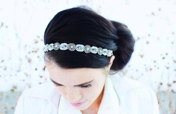 Delicate Handmade Headband