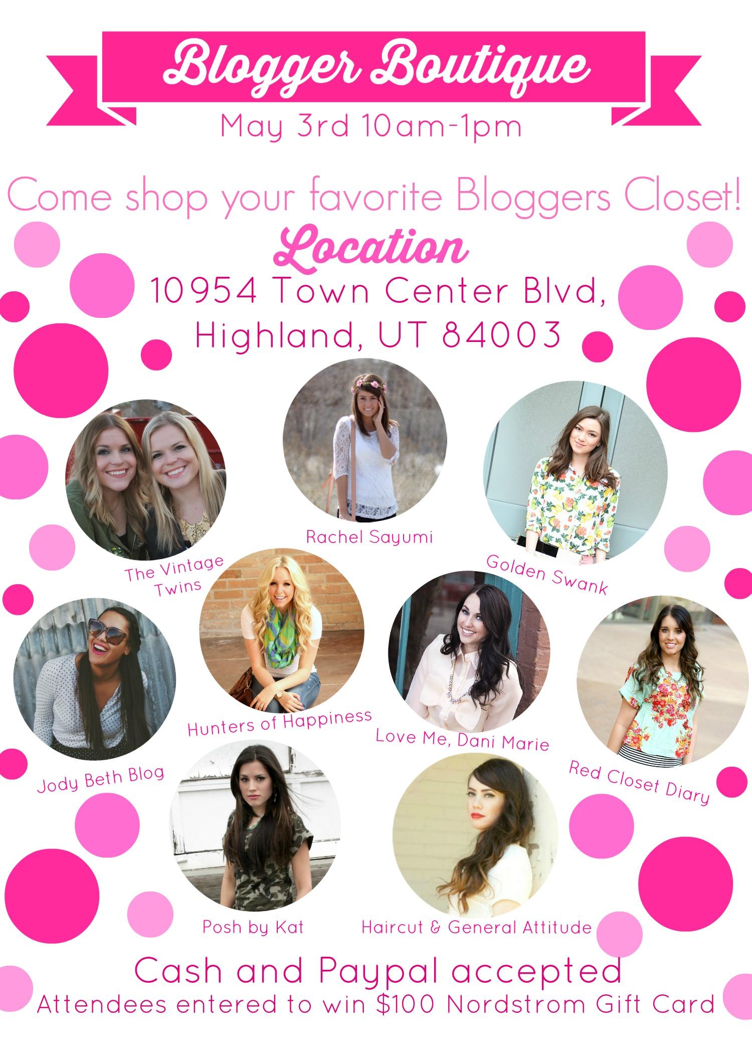 bloggers boutique